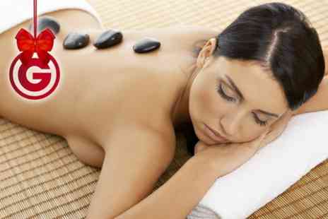 Fusion hair studio - One Hour Hot Stone Massage  - Save 0%