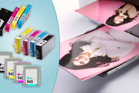 May Office Supplies - Multipack of HP Compatible Ink Cartridges - Save 58%