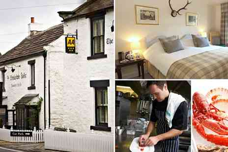 Wensleydale Heifer - One night Stay with delicious canapes, dinner and more - Save 40%