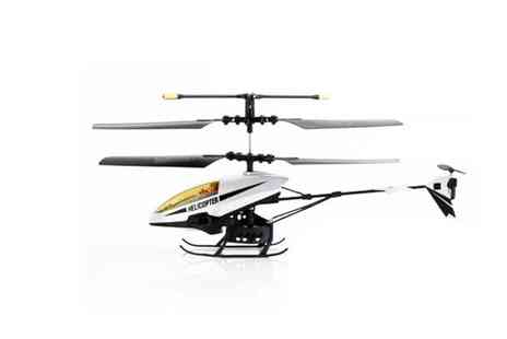 Plaspac UK - Air Tiger 3 Channel Infrared Controlled Helicopter - Save 65%