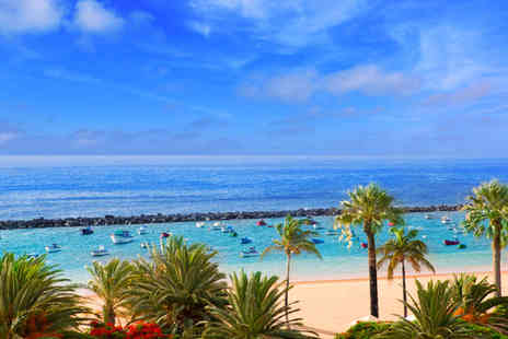 Major Cruise - Five Nights Tenerife Holiday with Flights Included - Save 15%