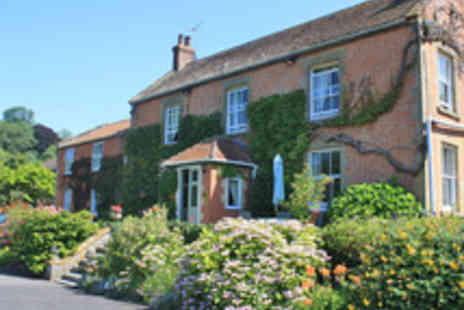 Woodlands Country House Hotel - Somerset Stay with a Seven Course Taster Menu and Breakfast - Save 47%