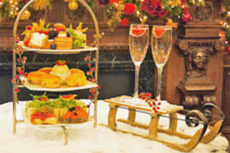 The Grosvenor Hotel - Festive Afternoon Tea or Champagne Afternoon Tea for Two - Save 50%