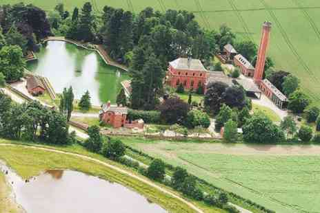 Papplewick Pumping Station - Family ticket to Papplewick Pumping Stations steam weekend - Save 50%