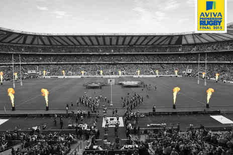 Premiership Rugby - Tickets to The Aviva Premiership Rugby Final 2015 - Save 0%