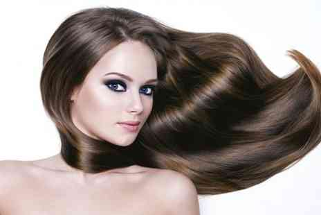 Bounty Beauty Salon - Brazilian Blow Dry With Cut - Save 73%