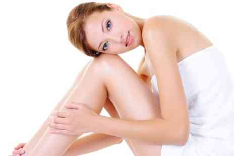 B H Nails & Beauty - Six Sessions of IPL Hair Removal on Choice of Area - Save 80%