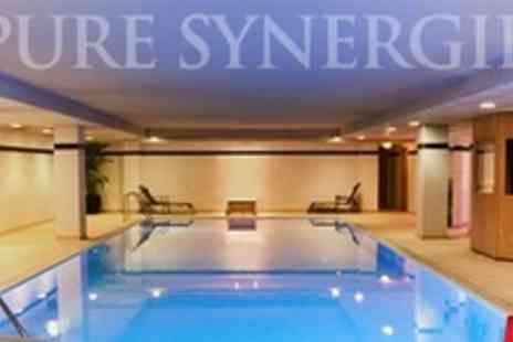 Pure Synergie - Spa Day For Two With Choice of Two Treatments Each - Save 66%