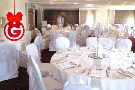 The Red Hall Hotel - Three Course Breakfast and Evening Buffet - Save 80%
