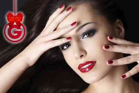 Crowning Glory Hair - Gel Manicure or Pedicure or Both - Save 0%