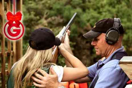 Bisley at Braidwood - Clay Pigeon Shooting For One  - Save 0%