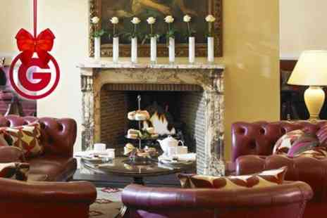 The Norfolk Royale Hotel - Afternoon Tea For Two - Save 0%