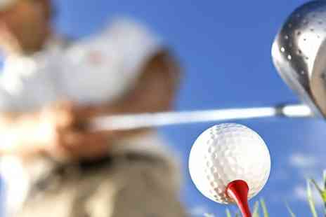 Oakmere Park Golf Club - 60 Minute PGA Golf Lessons - Save 60%