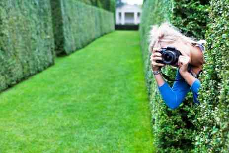 Frui -  Beginners or Intermediate Photography Class  - Save 68%