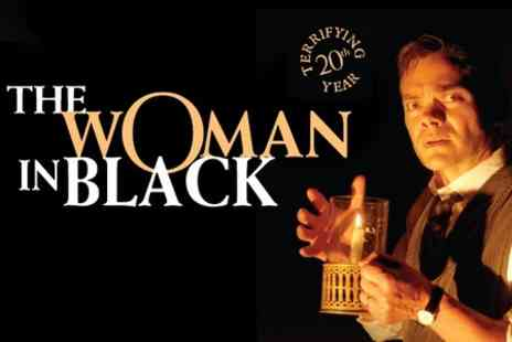 Encore Tickets - Premium Ticket to The Woman in Black plus Hotel Stay With Breakfast  - Save 0%