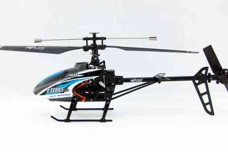 Extreme Fliers - Robocopter Single Blade Advanced Outdoor Helicopter - Save 48%