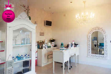 Vanity Aesthetic and Beauty Lounge - Pamper package including 4 treatments, chocos & hot drink  - Save 71%