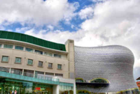 Thistle Birmingham City Centre - Central Birmingham City Break with Sparkling Cream Tea and Dinner - Save 44%