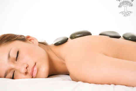 Tir na nOg Holistic Centre - Choice of 75 Minute Massage or Treatment with a Cream Tea for One - Save 51%