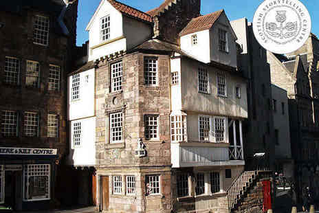 John Knox House - General Admission to John Knox House for Two Adults with Two Children  - Save 50%