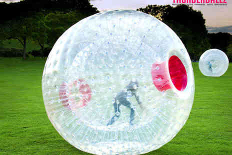Thunderballz - Outdoor Zorbing Experience for One  - Save 79%
