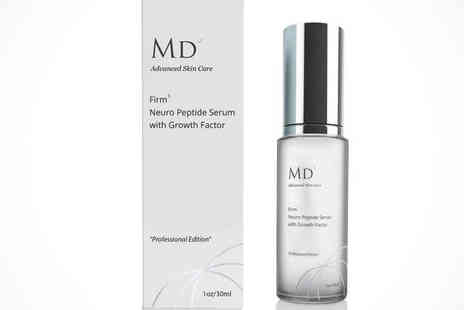 MD3 - MD3 Firm3 Neuro Peptide Serum with Growth Factor   - Save 76%