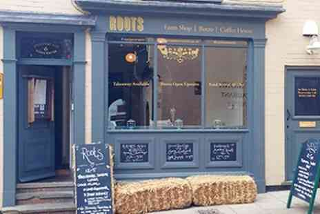 Roots - Mussels and Triple Cooked Chips For Two  - Save 50%