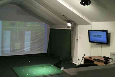 Manchester Golf Performance Centre - One Hour PGA Lesson With Video Analysis - Save 70%
