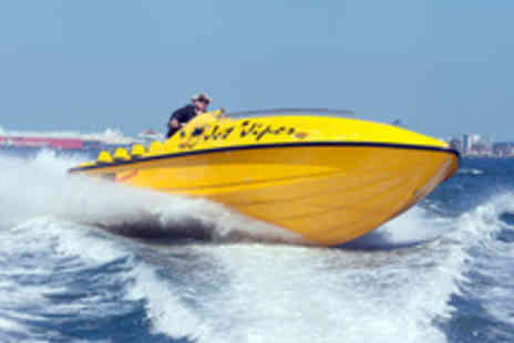 Saber Powersports - Jet Viper Powerboat Experience for One  - Save 71%