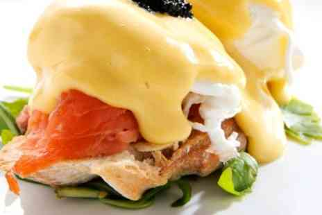 The Lounge at The Cube - Brunch With Prosecco For Two  - Save 52%