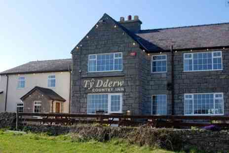 Ty Dderw Inn - Two Night stay For Two With Breakfast - Save 32%