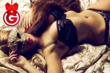 Flash Photography - Boudoir Photoshoot With Print  - Save 83%