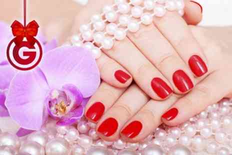 Sugar Beauty Bar - Shellac Mini Manicure  Mini Pedicure - Save 33%
