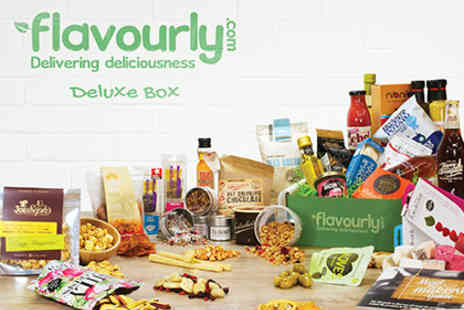 Flavourly - Deluxe Christmas Artisan Flavourly Box - Save 71%