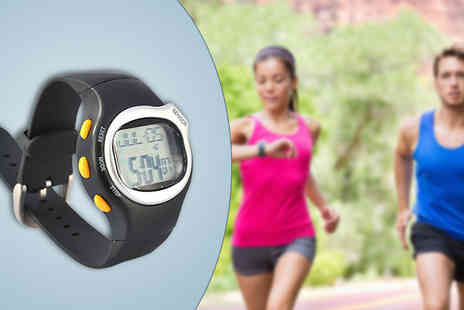 Zip Gadgets - Calorie Counter Watch - Save 68%