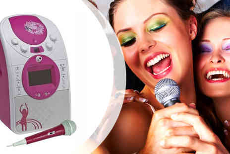 Electric Mania - Easy Karaoke Star Machine with Camera - Save 0%