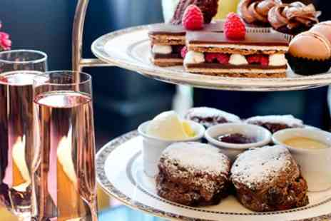 Flemings Hotel - Chocolate Afternoon Tea & Pink Champagne - Save 49%