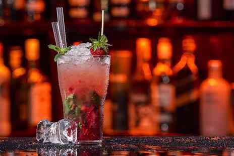 Gate Notting Hill - Club entry for two to Gate, Notting Hill including a burger, fries and a signature cocktail each - Save 50%