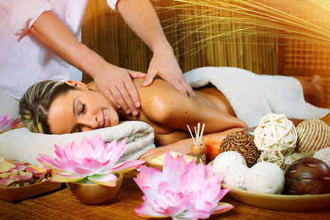 Angel Sourced Holistics - One hour pamper package for one including a choice of treatments - Save 72%