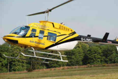 Elite Helicopters - A Choice of Scenic Helicopter Tours - Save 31%