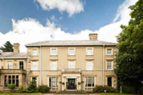 Jupiter Hotels - Elegant Rural Retreat in Derbyshire for Two with Dining Option - Save 41%