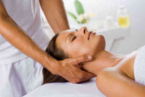 Crystal Rose Therapies - Indian Head Massage, Reflexology Session or Both  - Save 50%