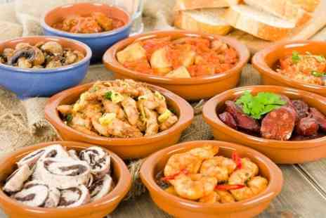 Azucar Bar - Tapas For Two - Save 62%