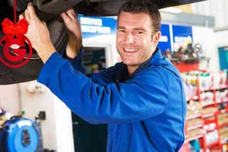 Chris palmer auto services - MOT Test Plus 52 Point Service - Save 58%