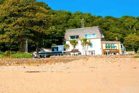 Oxwich Bay Hotel - Two Night Stay For Two With Breakfast  - Save 0%