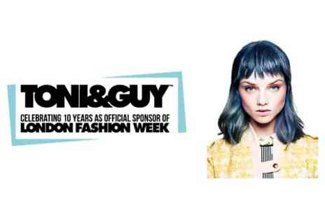 Toni & Guy Middlesbrough - Cut, Condition and Blow Dry  - Save 62%