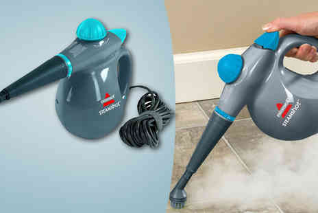 Electric Mania - Bissell Multi Purpose Steam Shot Cleaner - Save 60%