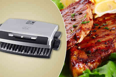 Electric Mania - George Foreman 6 Portion Grill - Save 30%