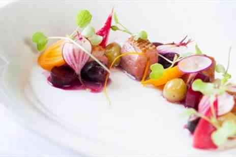 The Elephant Restaurant - 3 AA Rosette Tasting Menu Dinner for Two - Save 39%