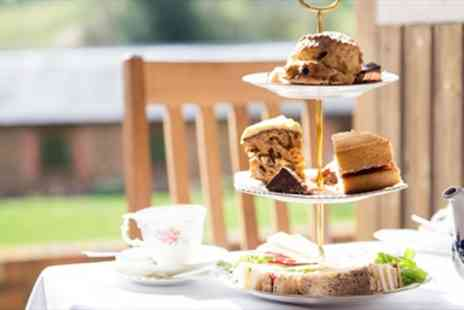 G & D Newman - Afternoon Tea & Bubbly for Two - Save 39%